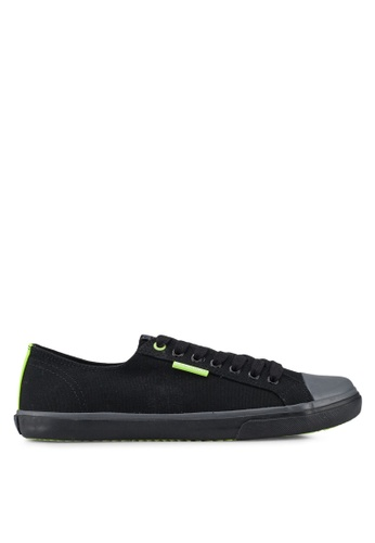Superdry black Low Pro Sneakers 5CCD3SH98424CAGS_1