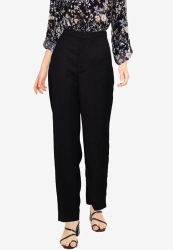 LC WAIKIKI black Casual Trousers 60513AAE6E9B82GS_1
