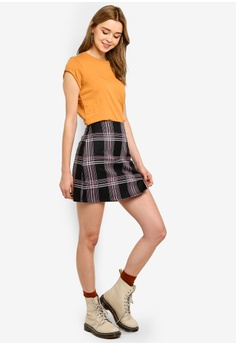1a86760587 36% OFF Supre Sophie Split Mini Skirt S$ 45.00 NOW S$ 28.90 Sizes 6 8 10 12  16