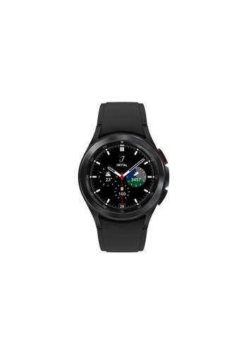 Samsung black Samsung Galaxy Watch4 Classic 42mm Bluetooth Stainless Steel Black 3BA5DHL055FD57GS_1