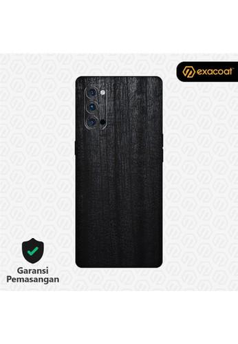 Exacoat Oppo Reno 5 Skins Dragon Black - Cut Only 97E54ESF0196ADGS_1