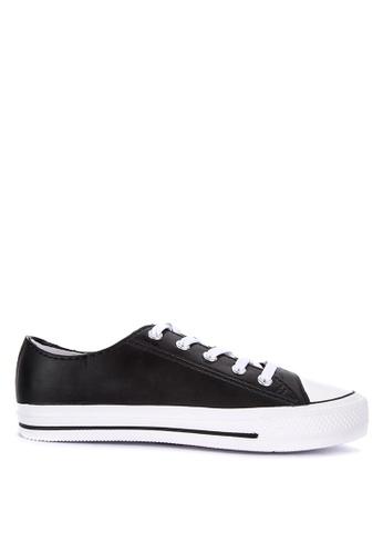 H2Ocean black Casanova Lace up Sneakers 1CBFCSH62AD33CGS_1
