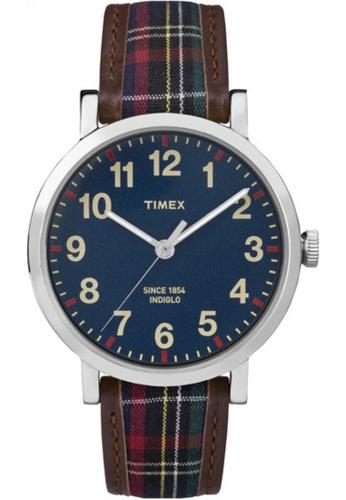 Timex blue and silver Timex TW2P69500 EBB79AC15FF9B8GS_1