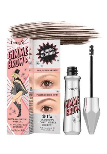 Benefit brown Gimme Brow+ Volumizing Eyebrow Gel Shade 05 4250DBEEED6868GS_1