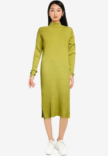 LOWRYS FARM yellow Casual Dress 481A8AA06FEED6GS_1