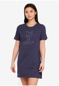 6aadc2c124 Boxy T-Shirt Nightie A9889AA6BFAE37GS 1 Cotton On Body ...