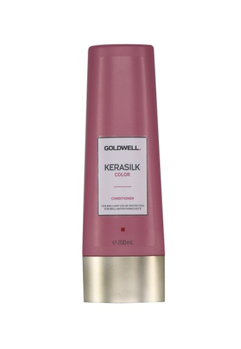 label.m pink Goldwell Kerasilk Colour Conditioner 200ML 4FA76BE23F96FCGS_1