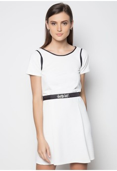 Evan Short Dress