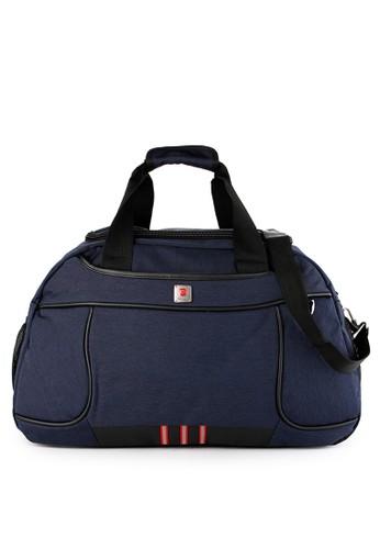 Polo Classic blue and multi Travel Bag FB3DEAC748CA5AGS 1 c9f20e51c2