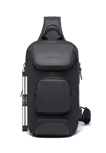Twenty Eight Shoes black Fashion Chest Bag X 7086 FA03BAC51293ACGS_1