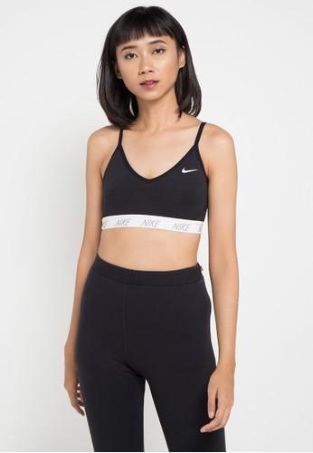 Nike black Women's Nike Pro Indy Soft Sports Bra NI126US0W4OAID_1