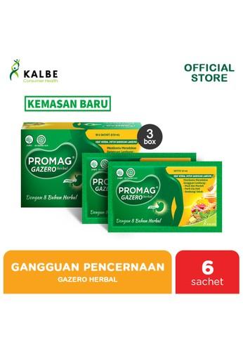 Promag n/a Promag Gazero Herbal Untuk Gangguan Lambung C73B3ES701187FGS_1