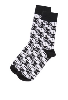 Piano Storm Trooper Socks