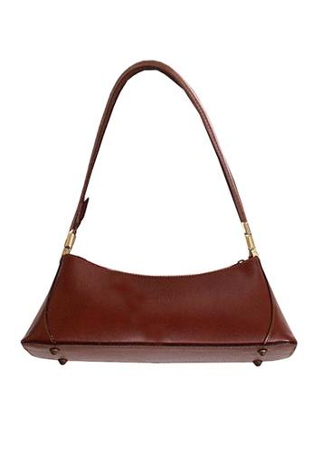 Twenty Eight Shoes brown VANSA Stylish Hand Bag VBW-Hb421 8957EAC609FBE7GS_1