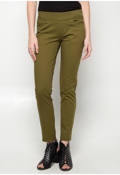 Editha Straight Cut Pants