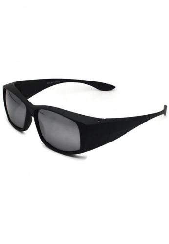 jojo black Classic Fitover Polarized Sunglasses C80AAGLC4AA974GS_1