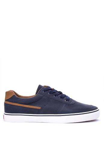 Italianos blue Javier Sneakers IT153SH42BJXPH_1