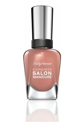 Sally Hansen n/a New Complete Salon Manicure with Keratin in Mudslide SA454BE53HUOPH_1