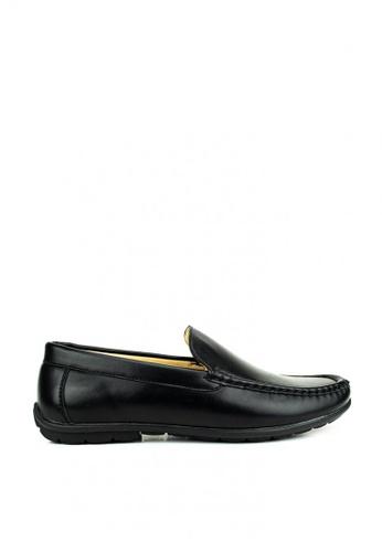 Mario D' boro Runway black Baldwin Loafers 5BB00SHC25EB73GS_1