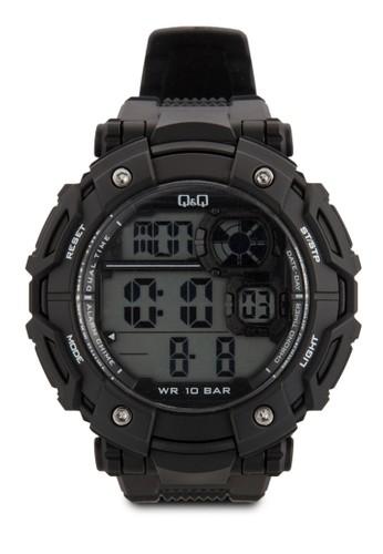 esprit官網M150J003Y 運動風數碼手錶, 錶類, 飾品配件