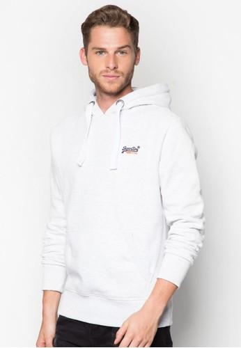 經典esprit outlet尖沙咀品牌標誌連帽衫, 服飾, 外套