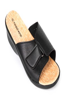Thea Wedge Slides