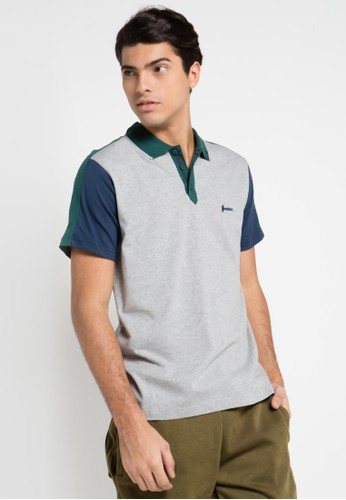 Hammer grey Polo Fashion HA763AA0UJBYID_1