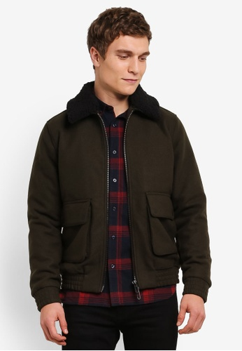 Only & Sons blue onsSIMON W. JACKET ON662AA0SA5KMY_1