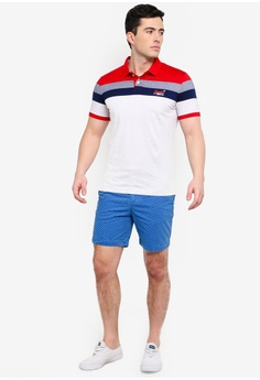 89a6d21376 Superdry Miami Feeder Polo Shirt RM 279.00. Available in several sizes