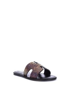 e1b8de4f4f4 Shop Steve Madden Flat Sandals for Women Online on ZALORA Philippines