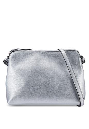 Zip Top Cross Body Bag Online On Zalora