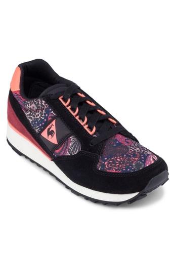 Le Coq Sportif black Eclat W Midnight Sneakers LE751SH88TFFMY_1