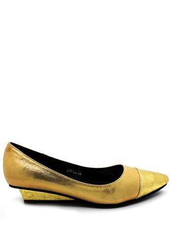 Emily Dillen gold Emily Dillen 294-23 Gold AN027SH27FBSID_1