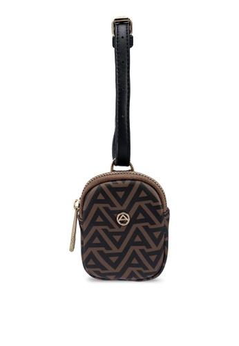 ALDO brown Unirasaa Travelling Bag 8B31DACEA588E6GS_1