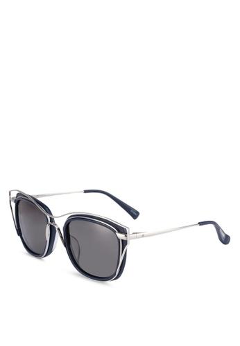 BLANC & ECLARE blue Dubai Sunglasses A5B02GL8F4935BGS_1