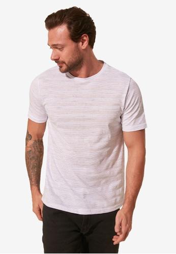 Trendyol white White T-Shirt 818B5AAFE7B804GS_1