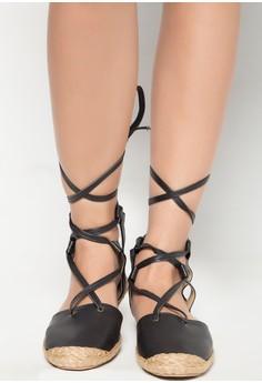 Santorini Flat Sandals
