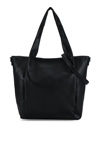 Pieces black Ellia Shopper Bag 84B43ACF5DD11BGS_1