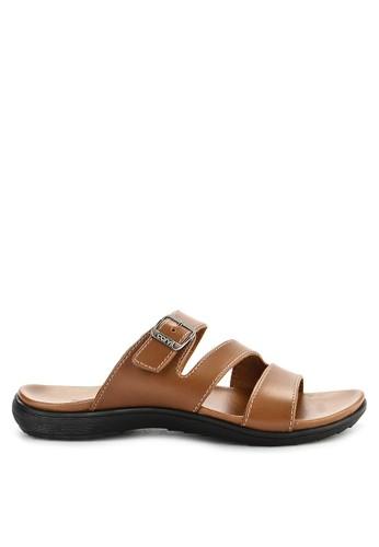CARVIL brown Sandal Casual Men London-03M BA2F5SHCDA5E5CGS_1