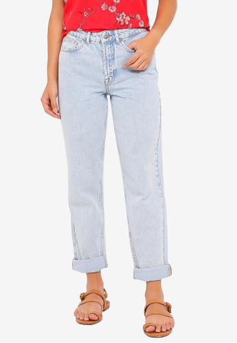 new style ca8ea 7d6f4 Sara Relaxed Straight Jeans