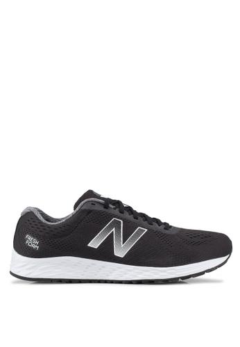 New Balance black and white Arishi Fitness Running V1 Core Pack Shoes 1B40BSHE952799GS_1