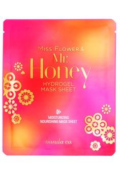 Miss Flower & Mr. Honey Hydrogel Mask Sheet 1pc