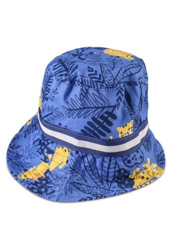 Du Pareil Au Même (DPAM) blue Bucket Hat AB911KCD01B38DGS_1
