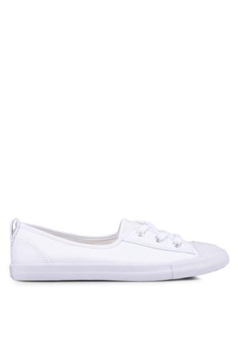 Converse 白色 休閒運動鞋 E45DFSH6C3F1E7GS_1