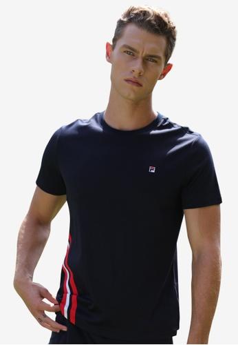 fa3e8236 Buy Fila Ginny Short Sleeve T-shirt Online on ZALORA Singapore