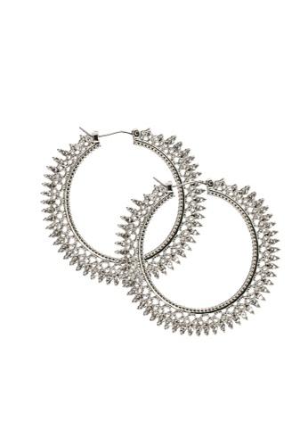 ALDO multi and silver Jaranga Pierced Earring 2B816AC6D547E2GS_1