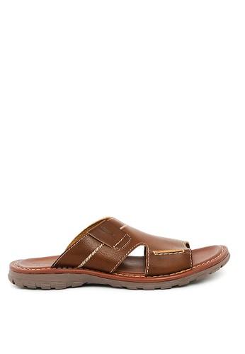 Watchout! Shoes brown Sandal Slipon WA021SH0V7Y7ID_1
