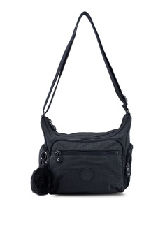 d7fb97561491 Kipling black Gabbie S Sling Bag 3B164ACE310348GS_1