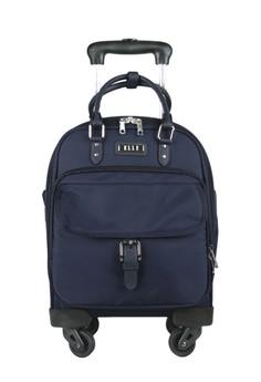 ELLE black Elle Handle Travel Bag 32073 - Navy Blue - 14 Inch  457C4AC73BCD04GS 1 cd85cb2c2f