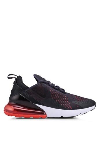 Nike grey Nike Air Max 270 Shoes FE77ASHFCAA9B2GS_1